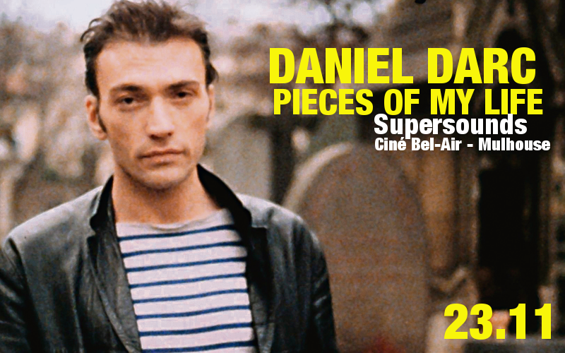 Daniel Darc site
